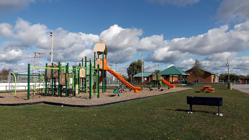 Parcs municipaux - St-Étienne-de-Beauharnois